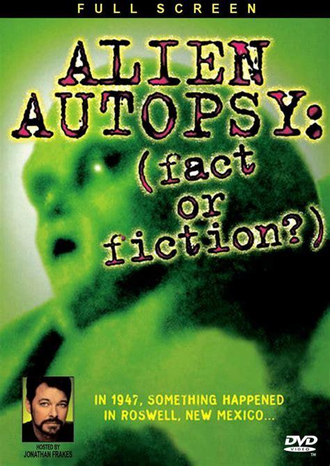 Alien Autopsy Fact Or Fiction Film Tv 1995 Premi | alien autopsy fact or fiction tv 1995 filmaffinity