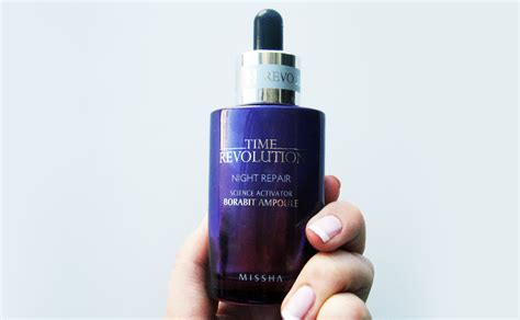 Serum Korea missha archives k europe