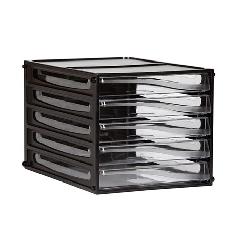 plastic storage filing drawers desktop accessories i office desk equipment workspace
