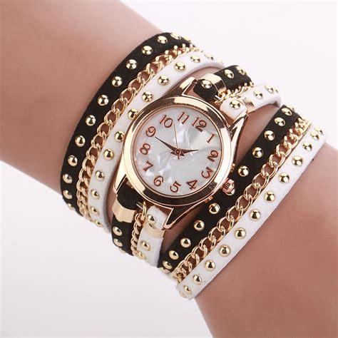 2016 sale rivet bracelet wrist watches
