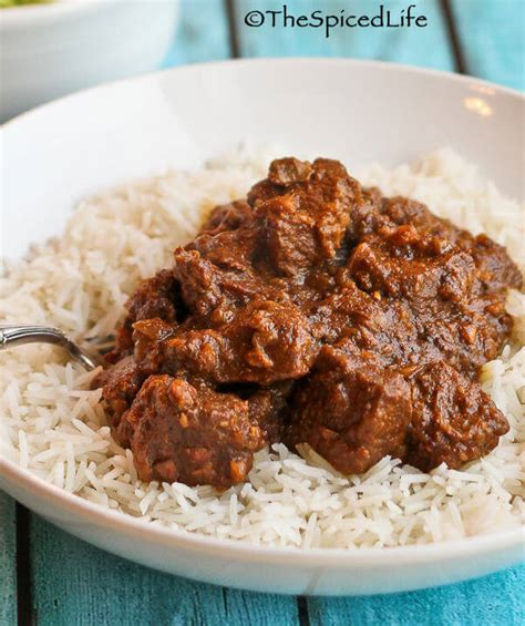 Eat In Kitchen by Restaurant Style Beef Vindaloo The Spiced Life