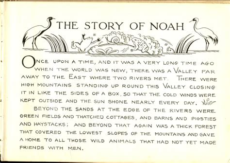the story of the clifford webb the story of noah 1931