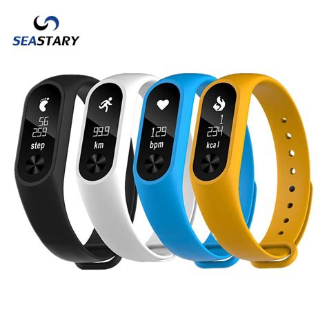 android fitness tracker 2016 original m2s oled display rate monitor smartband health fitness tracker for android