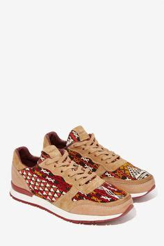 Free Ongkir Sepatu Sneakers Casual Gaya Wanita Nike Air Max 94 lace shoes and shoes on