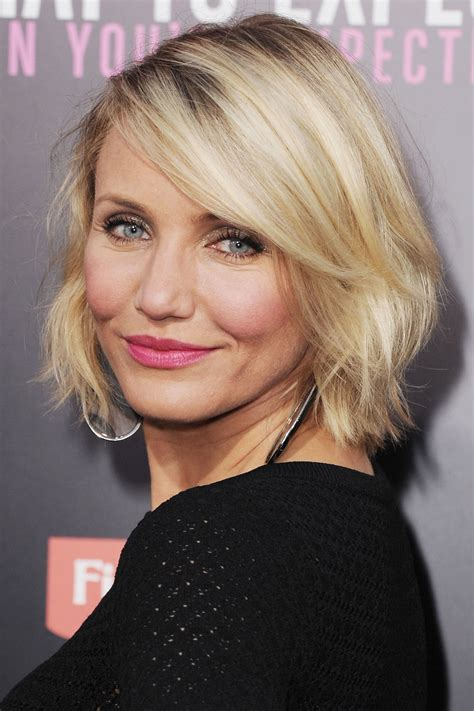 blonde bob celebrity lively celebrity bob hairstyles to try now hairstyles