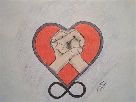imagenes de corazones a lapiz faciles dibujos artisticos de corazones hechos a l 225 piz