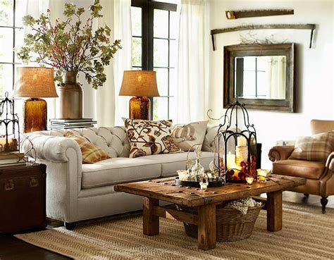 pottery barn room looking simple and cozy with pottery barn living room