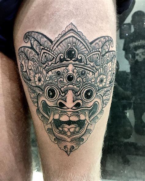 disain tattoo barong barong balinesia tattoo bali tattoo designs pictures to