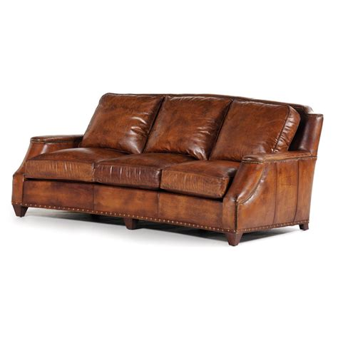 Hancock Sofa by Hancock And 5172 Bronson Sofa Discount Furniture At