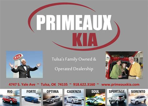 primeaux kia welcomes deliverymaxx to the tulsa dealership
