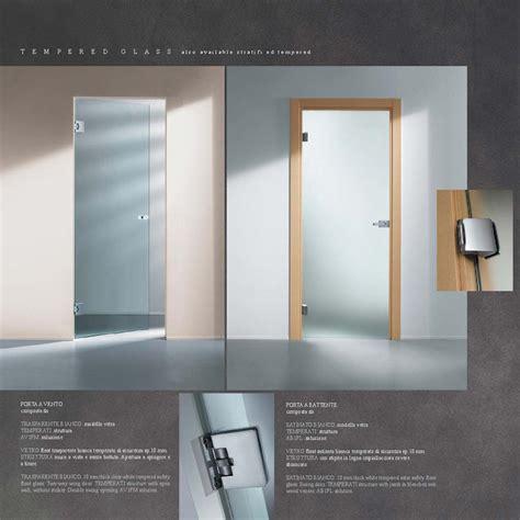 porte interne con vetro decorato porte vetro temperato non decorato mdbportas