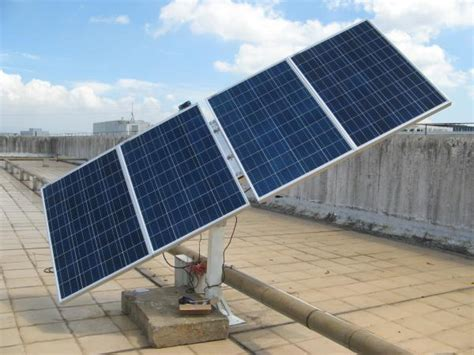 Sistem Solar Tracker eco worthy400w complete solar tracking system dual axis