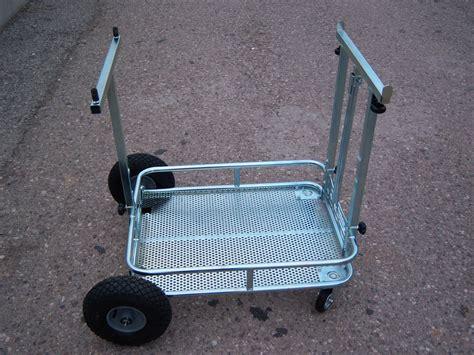 carrello porta kart carrello porta kart 3 piantoni zincato i monelli kart