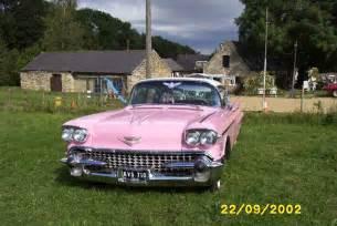 1950 Pink Cadillac Cadillac 1950 1951 1952 1953 1954 1955 1956 1957