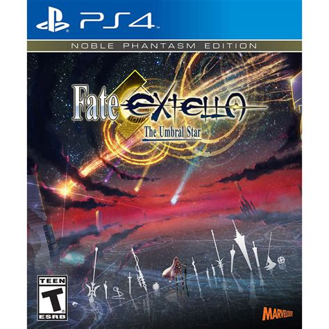 Kaset Ps4 Fate Extella The Umbral sony fate extella the umbral noble phantasm 00609 3 b h