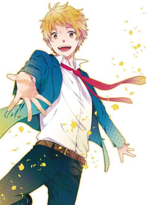 anime rainbow day nijiiro days