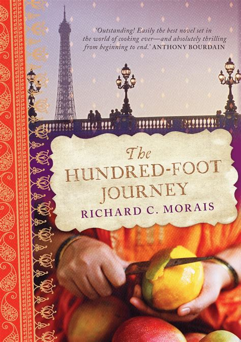 the journey books tiny library the hundred foot journey by richard c morais