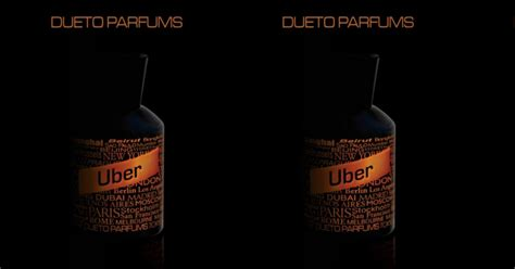Parfum Uber uber eau de parfum from dueto parfums new fragrances