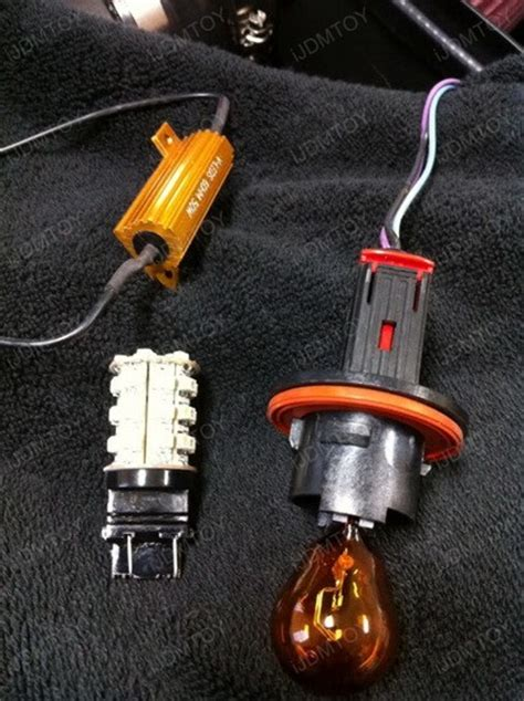 gm led turn signal resistor camaro turn signal resistor 28 images flasher units and load resistors for leds how to