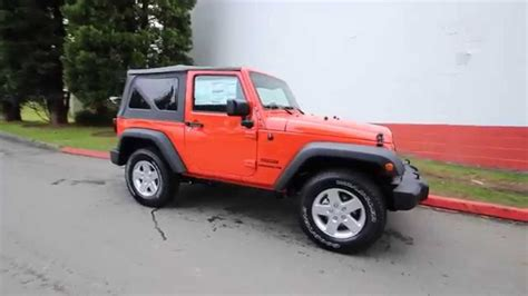 sunset orange jeep 2015 jeep wrangler sport sunset orange fl595386