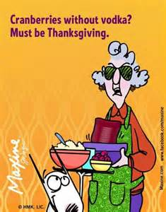 Maxine Thanksgiving Shangralafamilyfun Com Shangrala S Maxine Thanksgiving