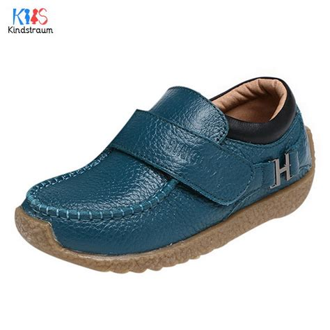 shoes boys genuine leather shoes 2017 new children