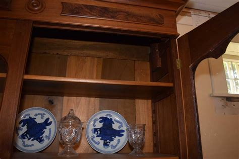 solid walnut bookcase solid walnut bookcase gates antiques ltd richmond va