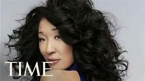 asian actress nominated for emmy sandra oh is the first asian woman to be nominated for a