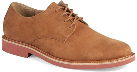 polo oxford shoes polo ralph torrington oxford shoes in brown for