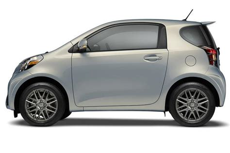 2015 smart fortwo vs 2015 scion iq which is better