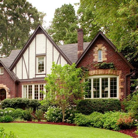 style at home get the look tudor style traditional home