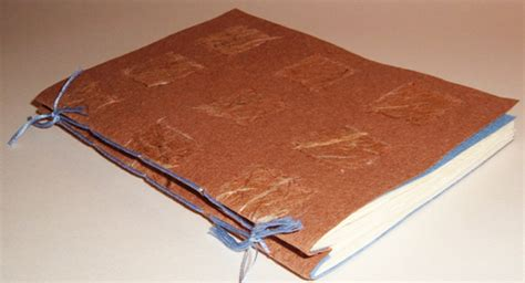 How To Make A Handmade Book - handmade books