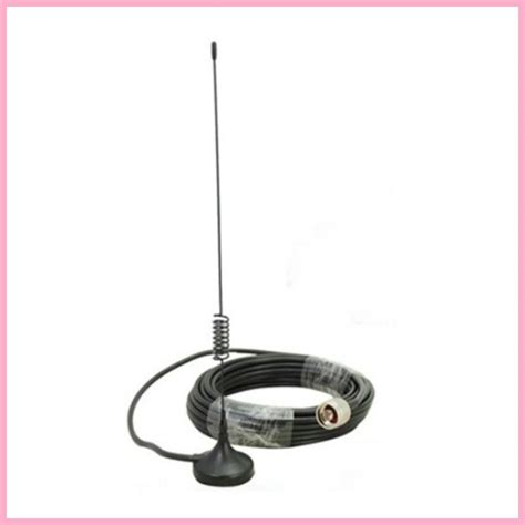 accessory cell phone signal booster repeater external antenna 5dbi n with 10m cable for 2g