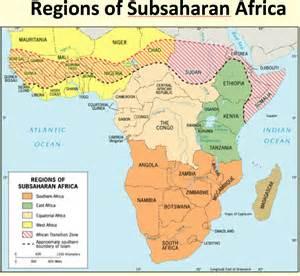 5 regions of africa map aimen haider health aid in thrid world countries