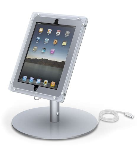 ipad easel stand countertop ipad stand tradeshowdisplaypros com