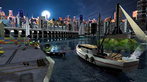 boat driving simulator free online fishing boat driving simulator ship games for android