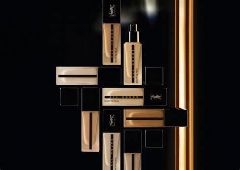 Foundation Ysl All Hours Yves Laurent All Hours Makeup For Fall 2017 News