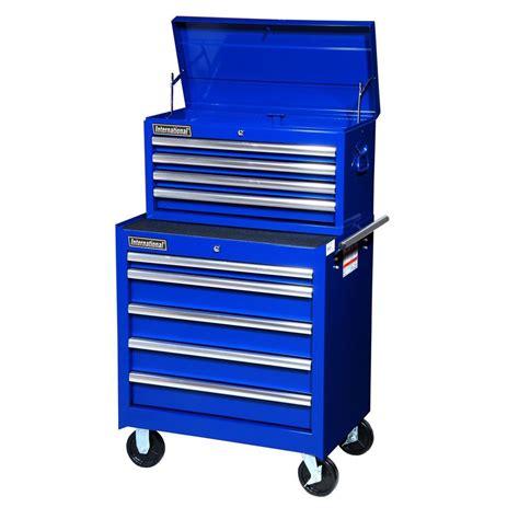 shop international tool storage 9 drawer bearing