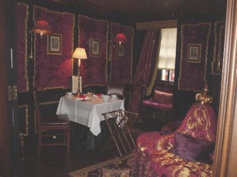 The Witchery Dining Room by A The Witchery By The Castle