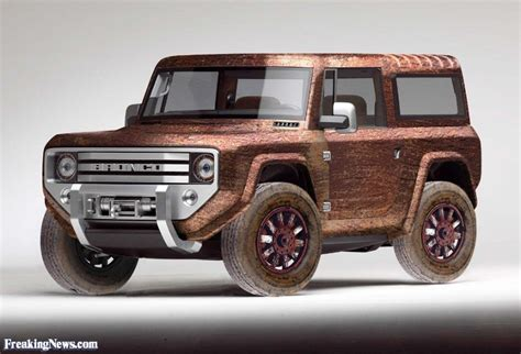 ford bronco pictures freaking news