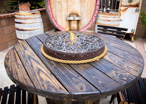 Whiskey Barrel Fire Pit Fire Pit Design Ideas Whiskey Barrel Pit