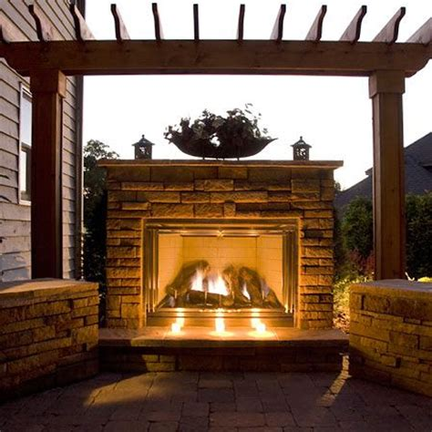 Perfection Fireplace by Pergola Fireplace Outdoor Seating Perfection Outdoor