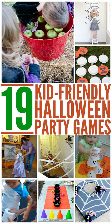 party themes weird 19 kid friendly halloween party games for a spooktacular