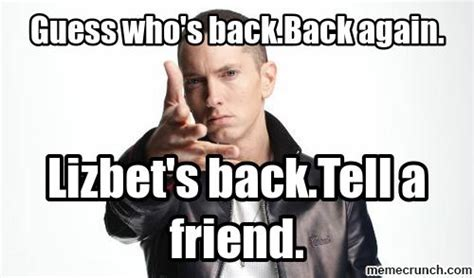 eminem guess whos back guess who s back back again