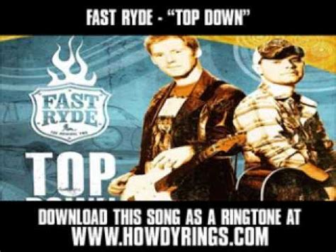 fast ryde fast ryde quot top down quot new video lyrics download