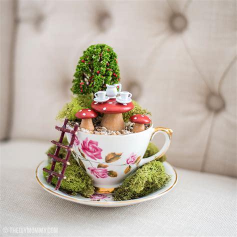 magical fairy garden ideas diy tip junkie