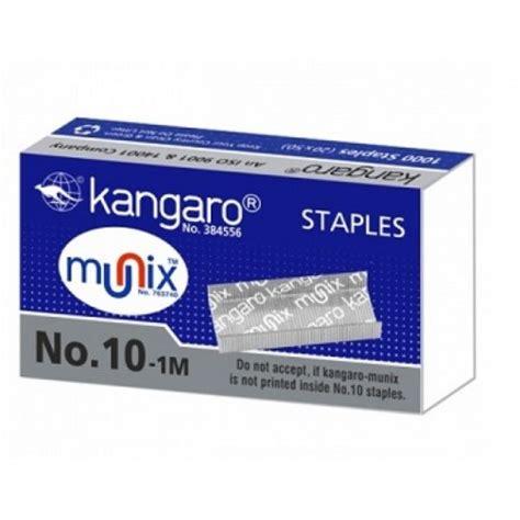 Diskon Stapler Sp 20 Kangaro kangaro no 10 1m stapler pins 1 box 20000 staples