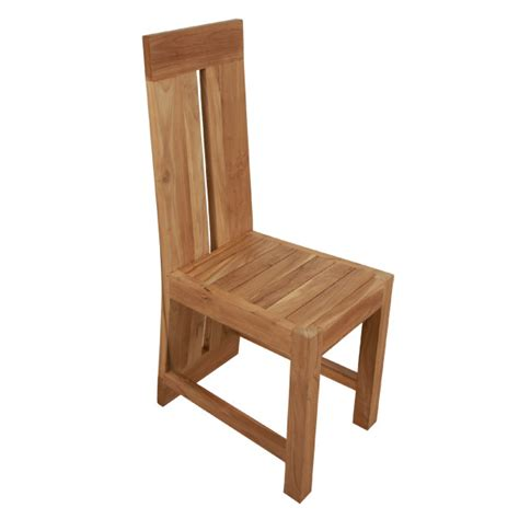 chaise goa en teck a prix discount