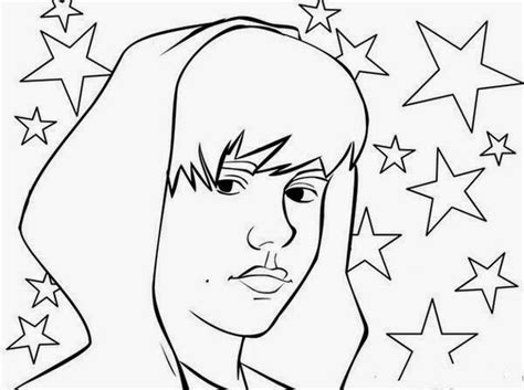 justin bieber coloring pages games activity handsome men justin bieber coloring pages new