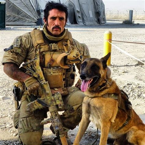 badass picture of a soldier and his dog afghanistan